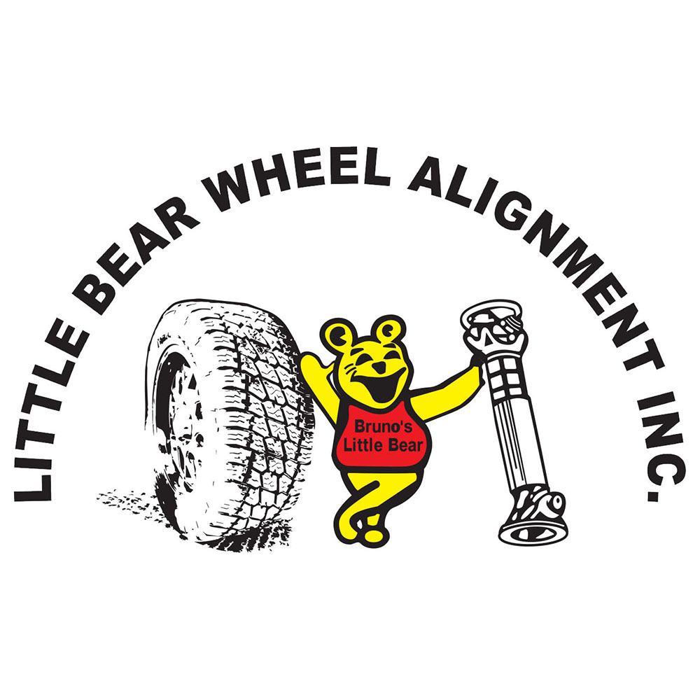 Little bear - yellow with arch