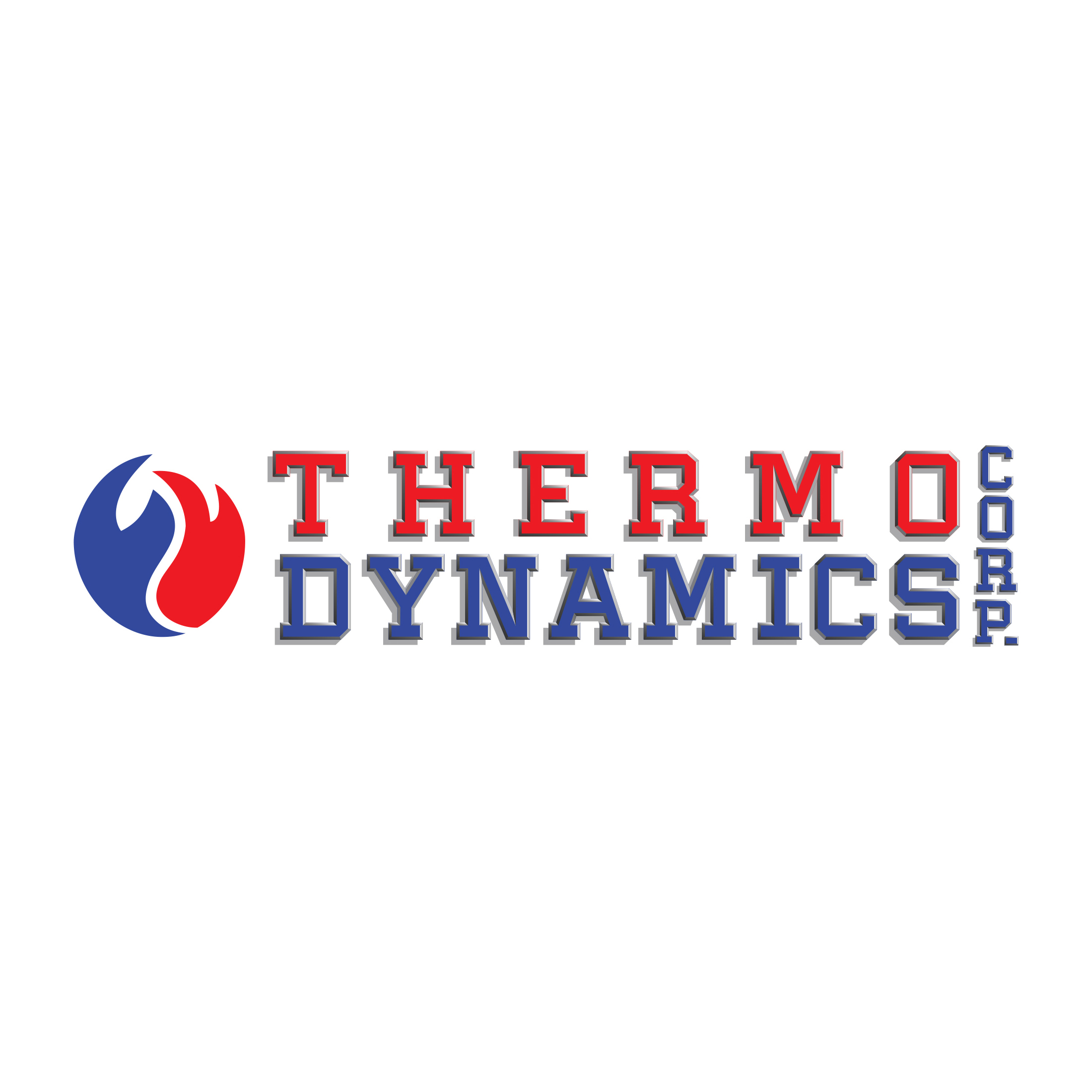 ThermoDynamics metal-redblue