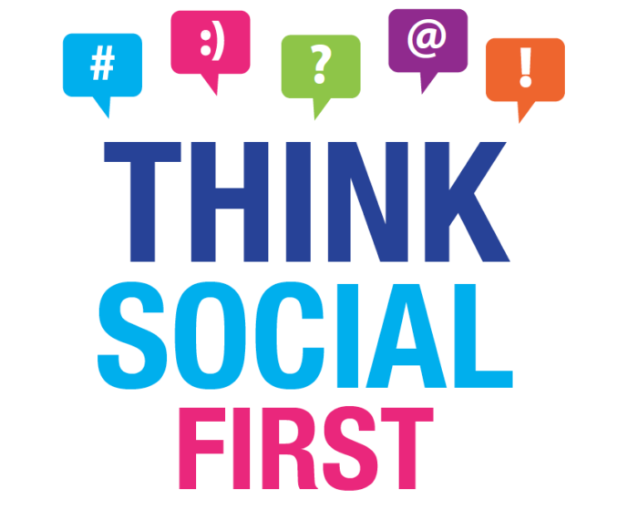 Think Social First