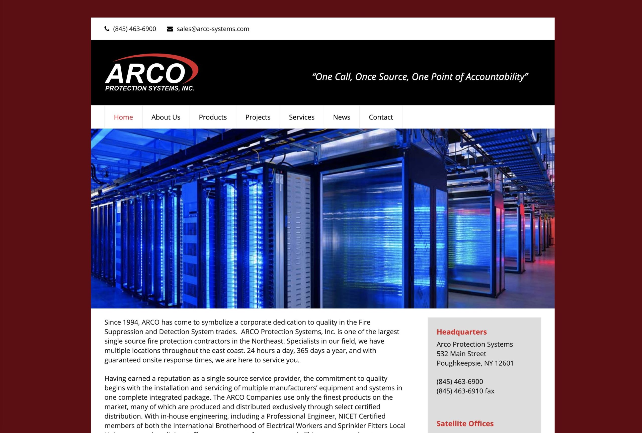arco protection system