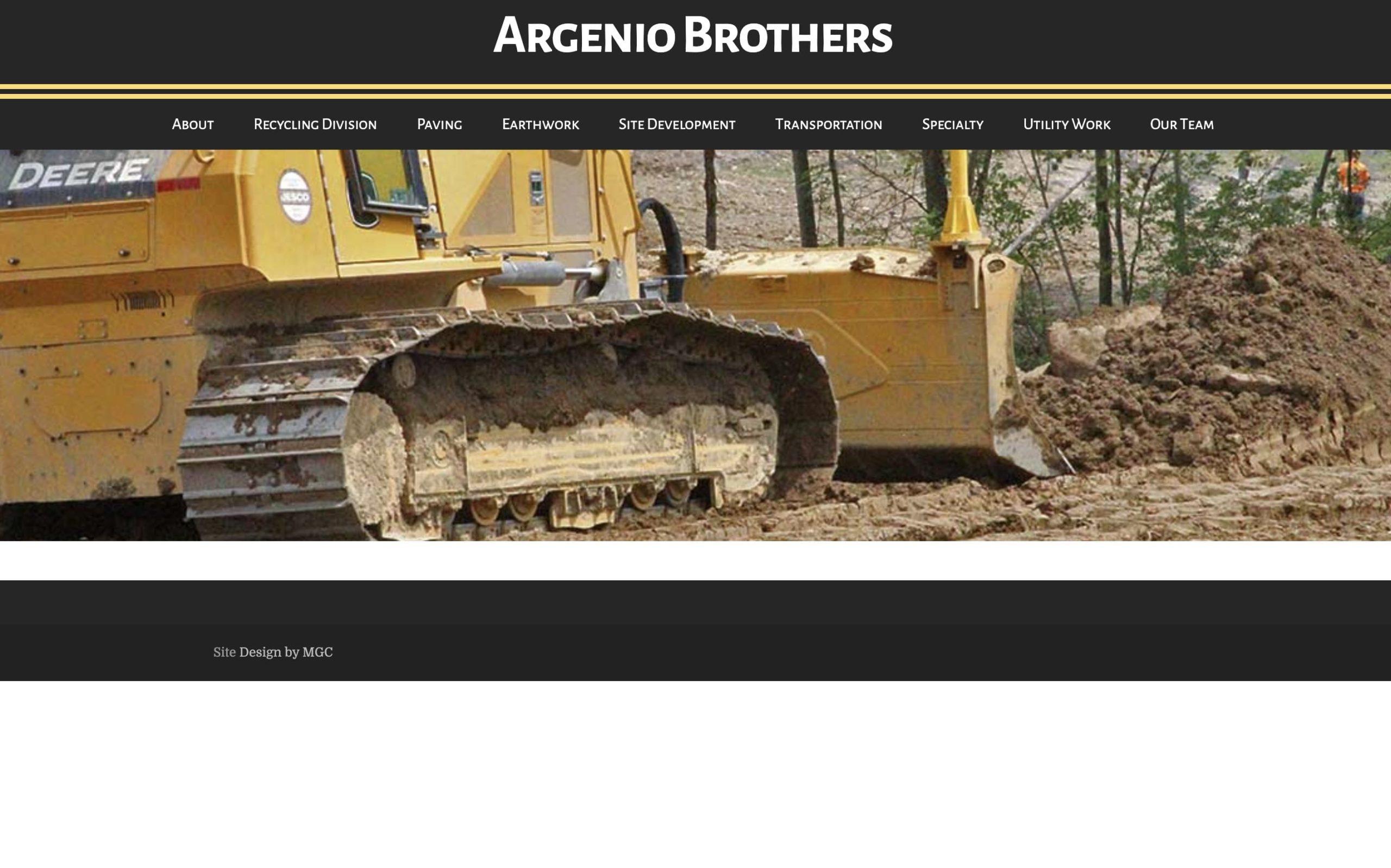 argenio brothers