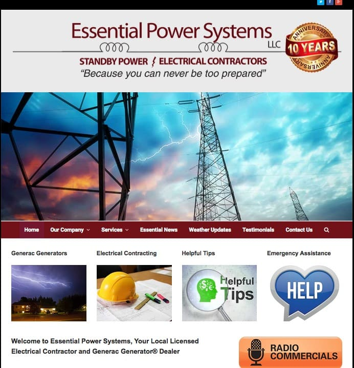 essential power systems