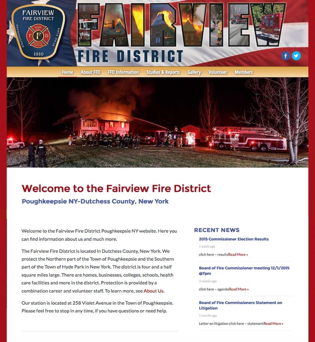 fairview fire district
