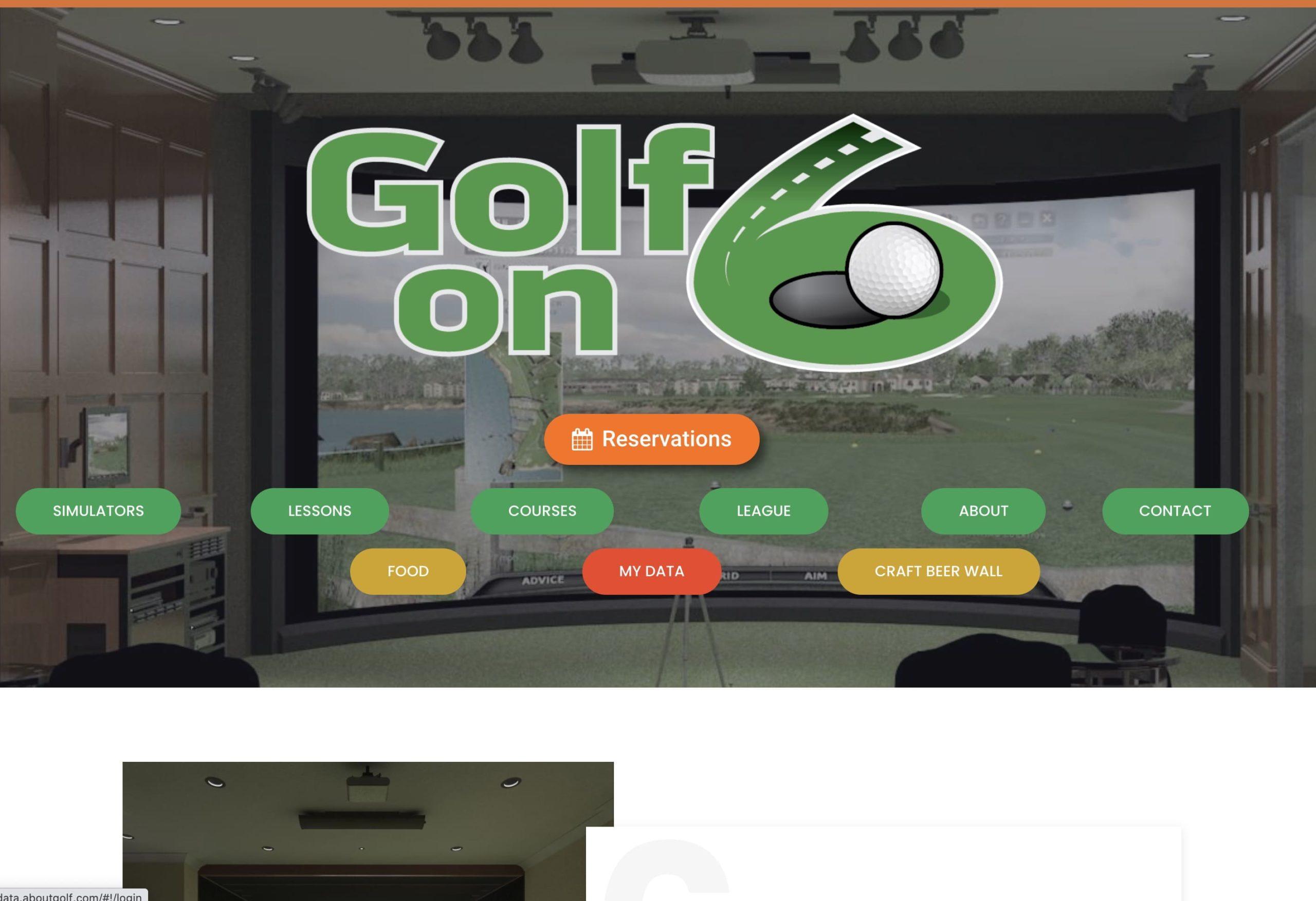 golf on 6