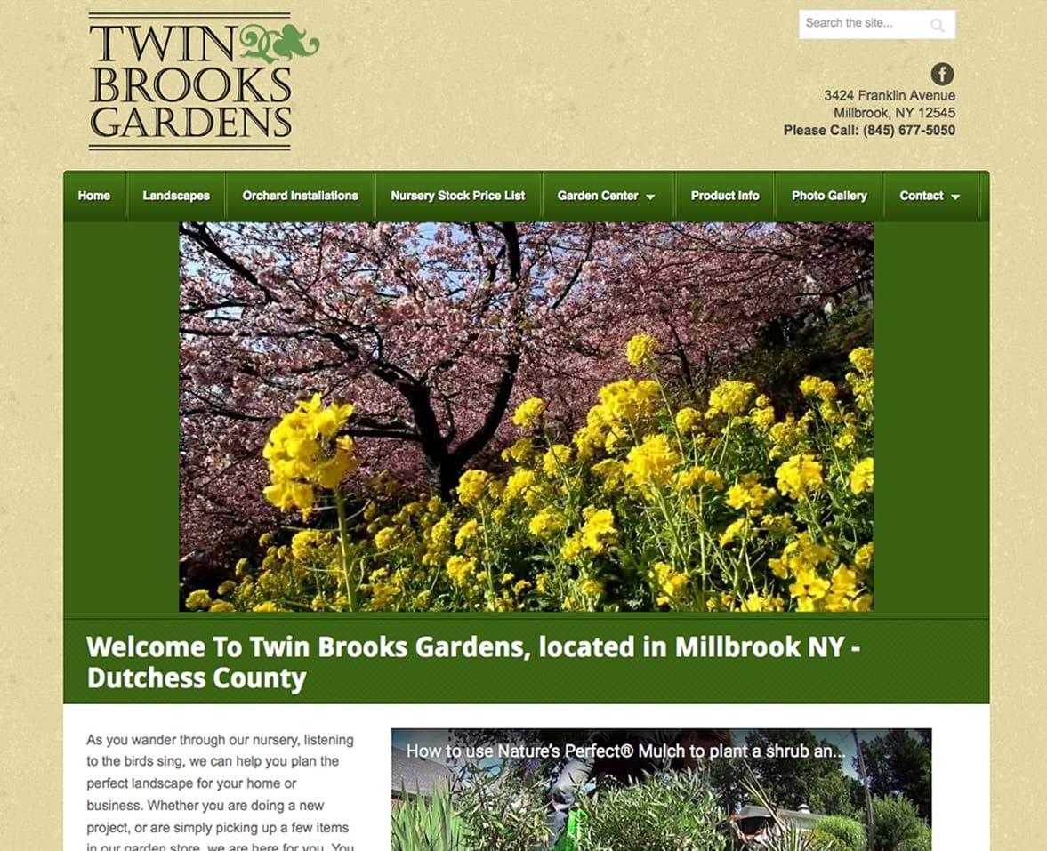 Twin brooks gardens